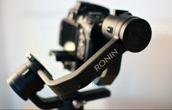 dji ronin S gimbal review