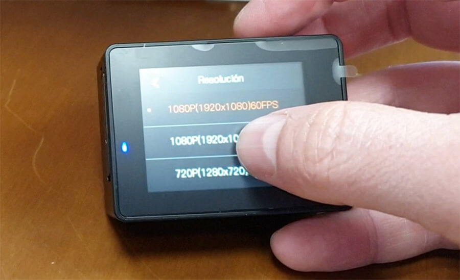 pantalla tactil apeman a100 trawo