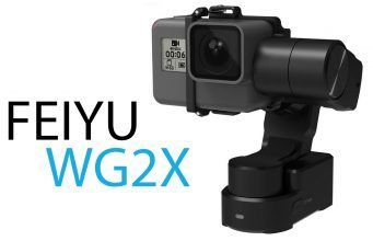 Feiyu WG2X gimbal wearable review
