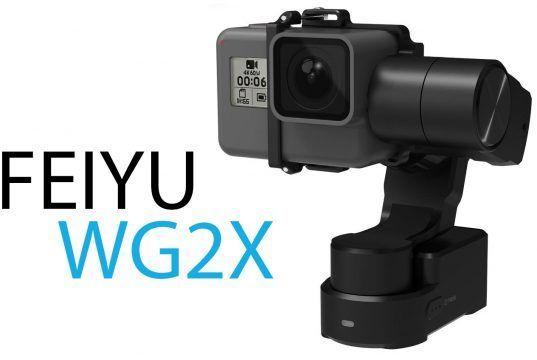 Feiyu WG2X gimbal wearable review