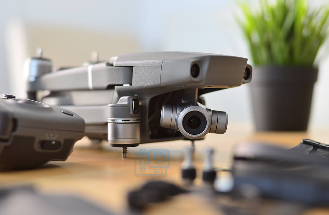 camara Mavic 2 zoom sensor review