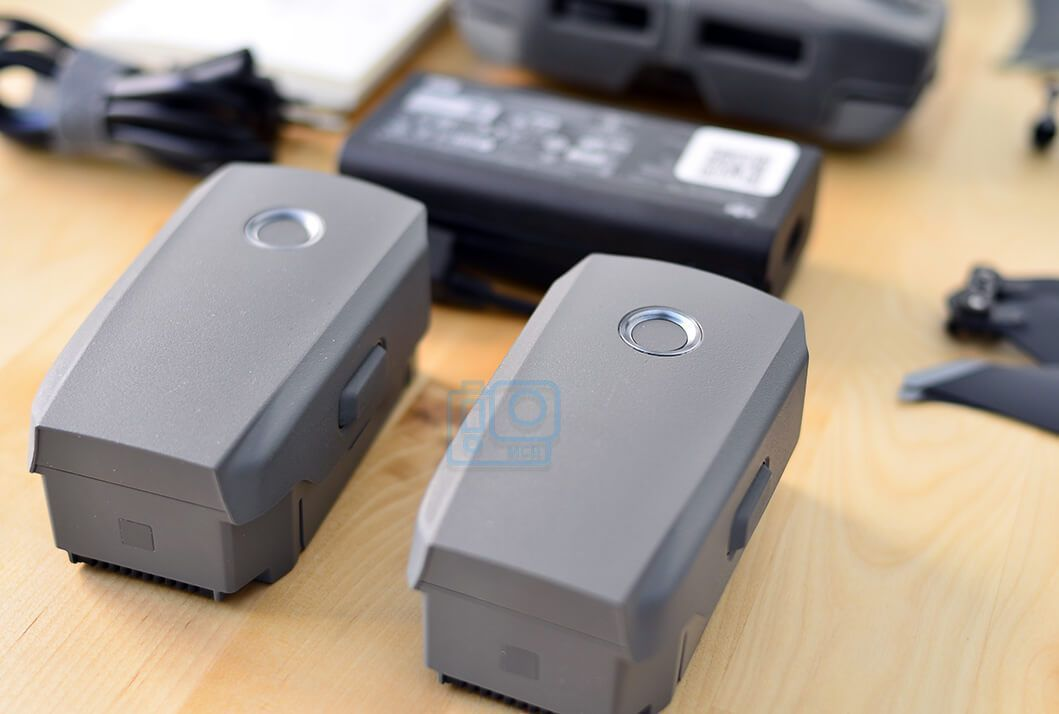 autonomia bateria dai mavic 2 zoom