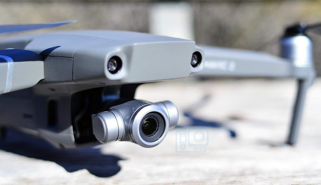 DJI MAVIC 2 ZOOM REVIEW español