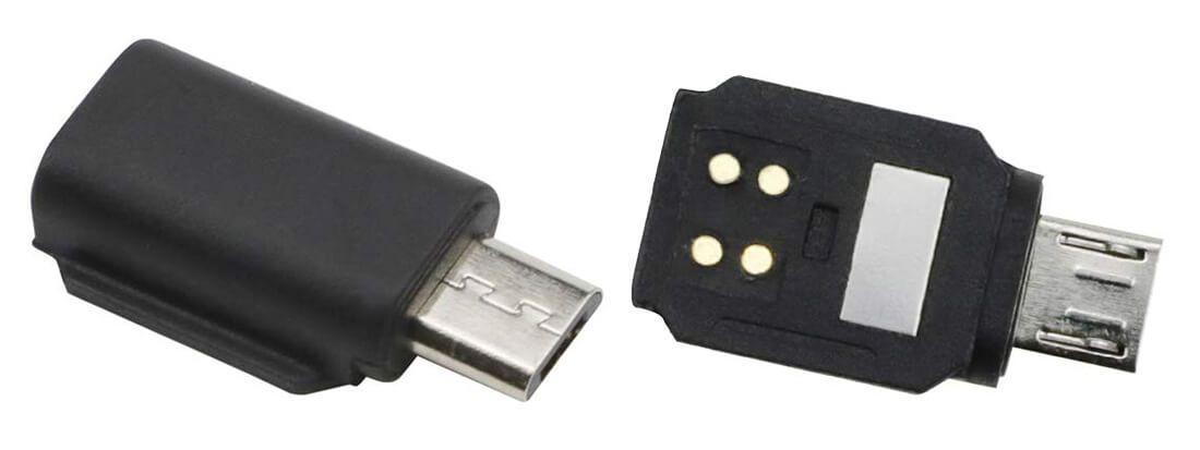 adaptador microusb dji osmo pocket