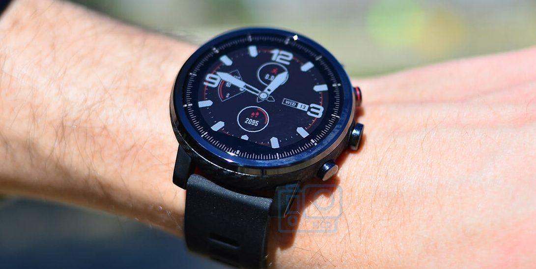 xiaomi amazfit watch 2 stratos review