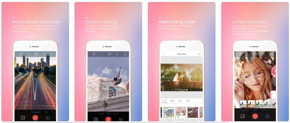 app vicool feiyu spg2 android ios