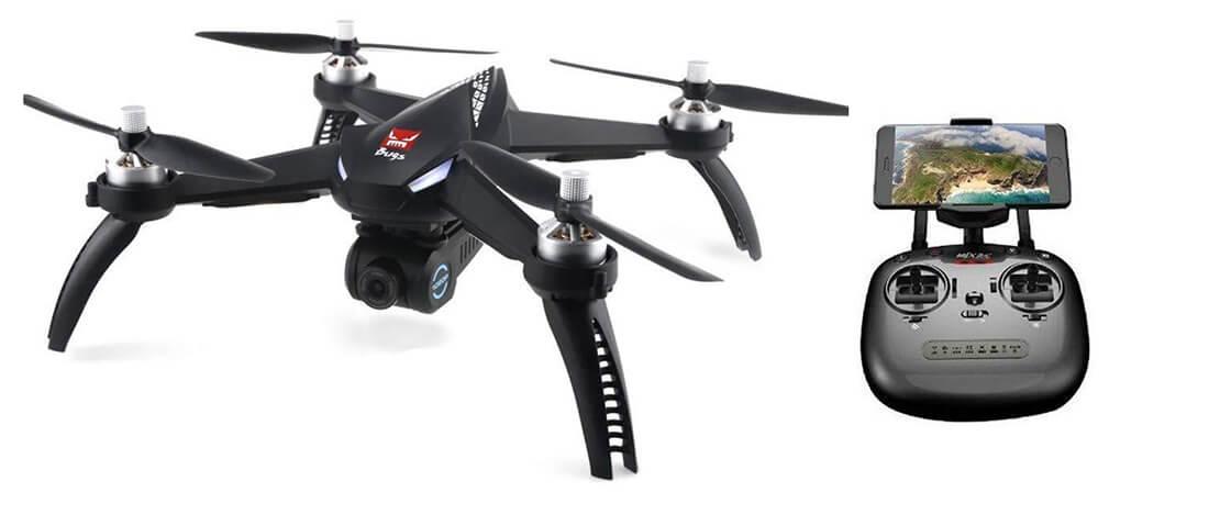 dron para poner gopro