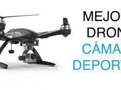 drones para camaras deportivas gopro