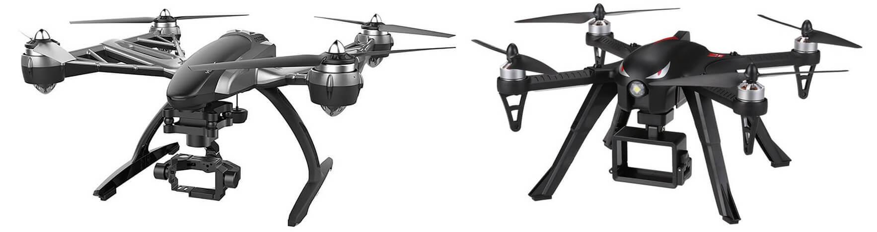 dron para camara deportiva