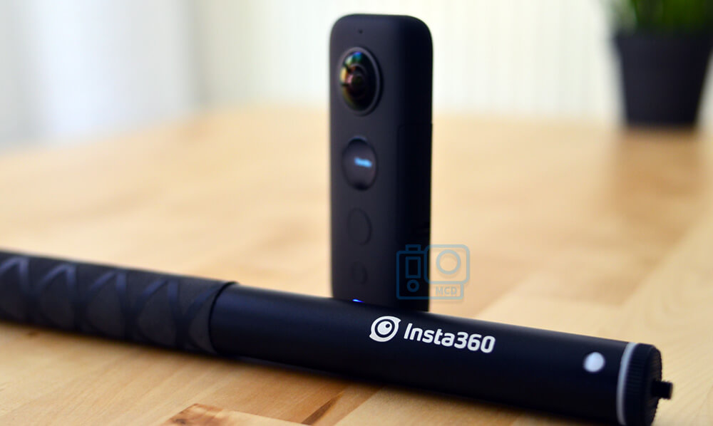 palo selfie invisible para insta360 one x