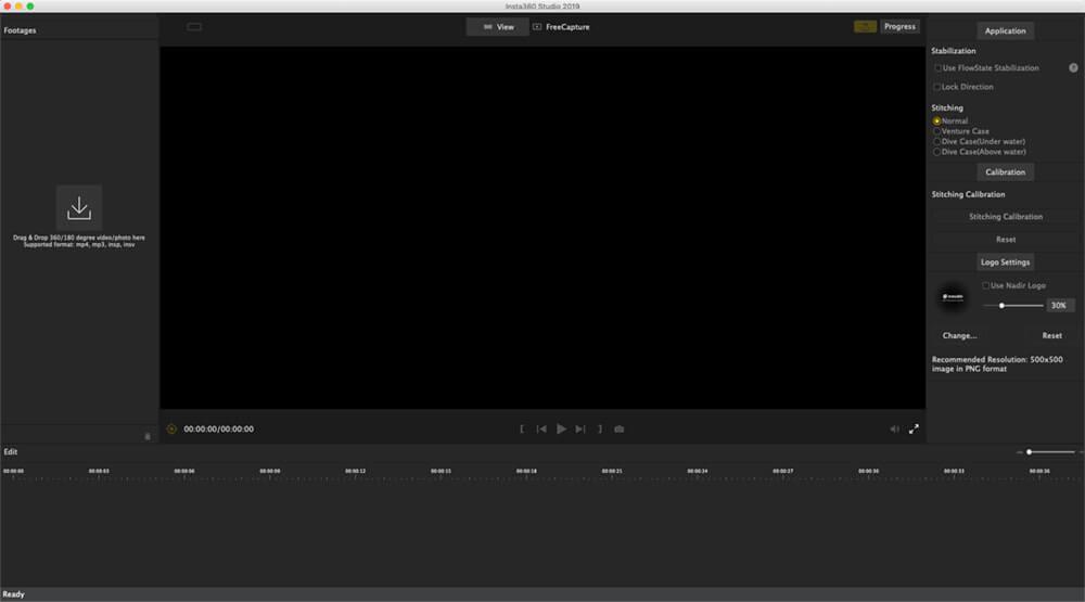 insta360 studio para mac