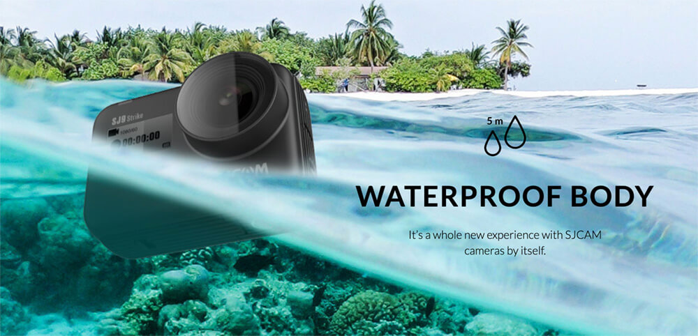 sjcam sj9 series 5m waterproof