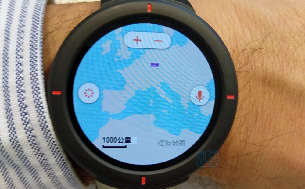 amazfit verge gps whatsapp notificaciones