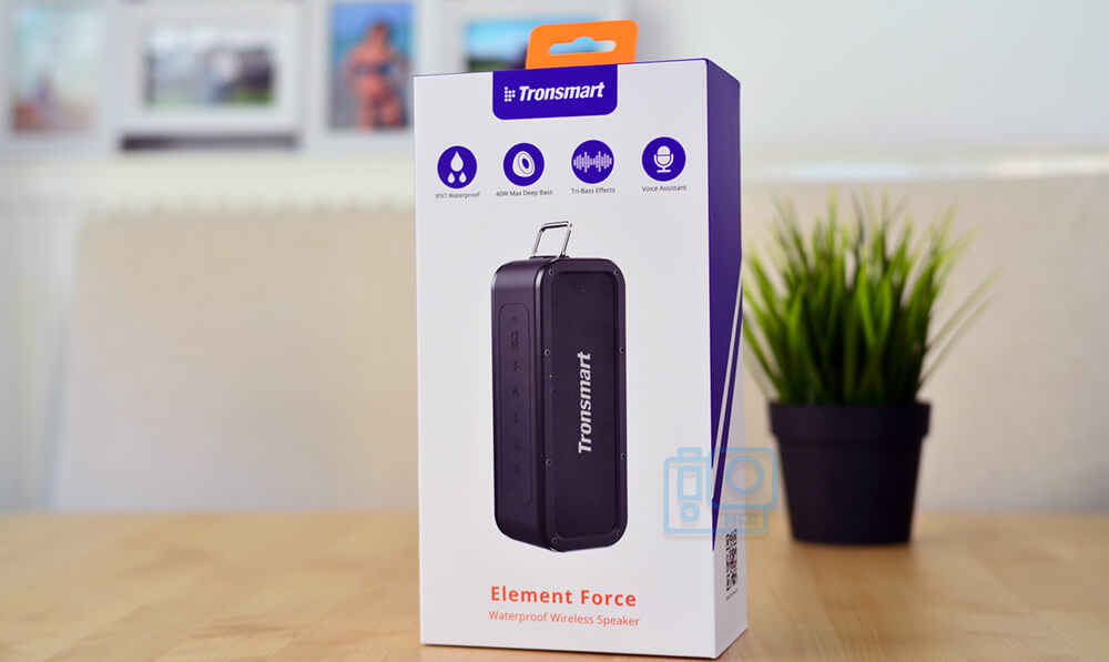 tronsmart element force bluetooth