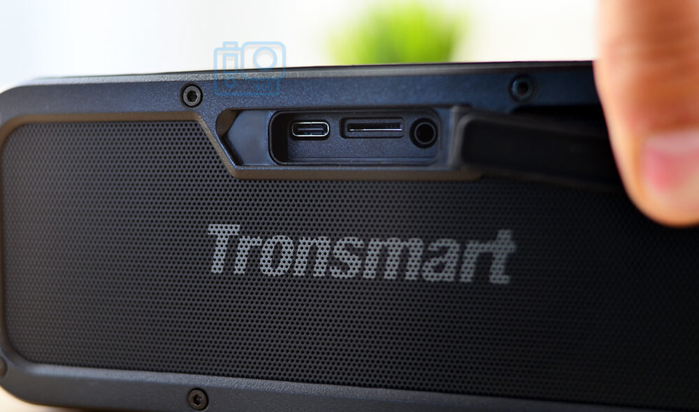 tronsmart element force bluetooth speaker microsd