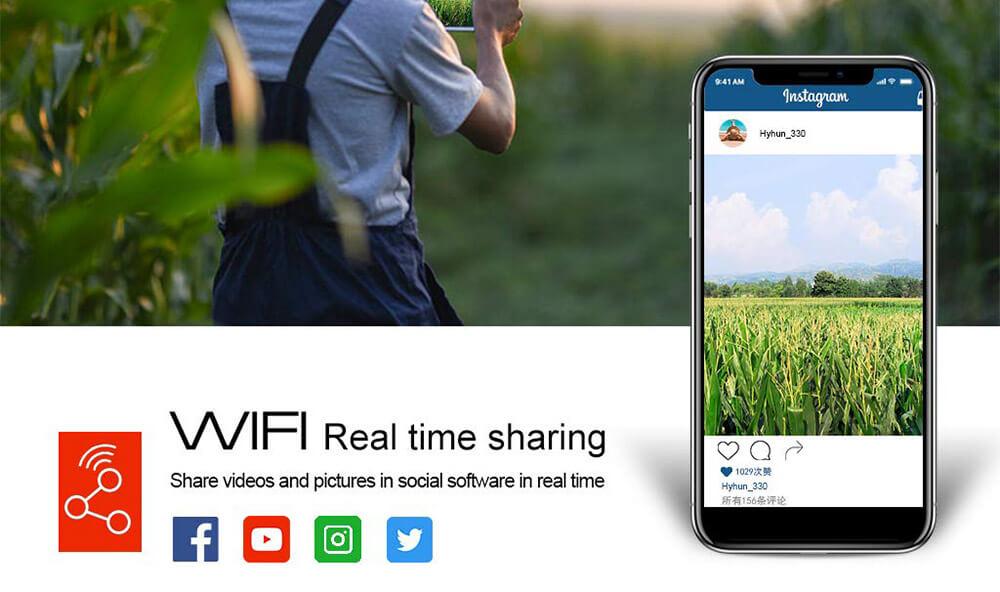 wifi apexcam m80pro 2019