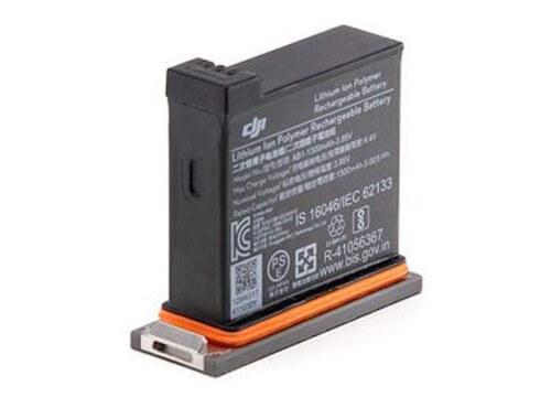 accesorios para osmo action bateria extra