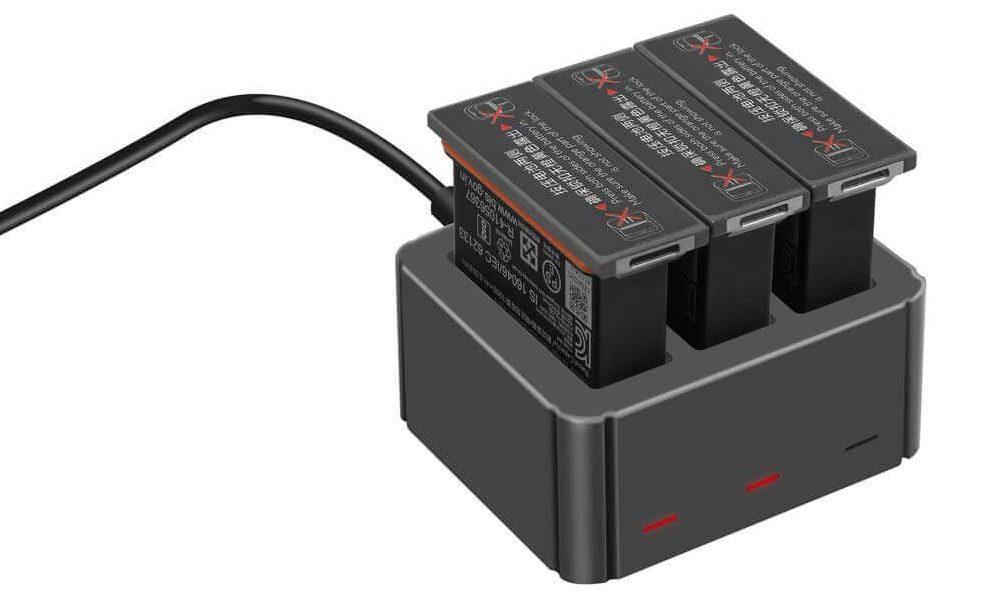 cargador baterias osmo action