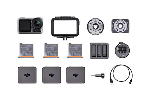 pack extension dji osmo action