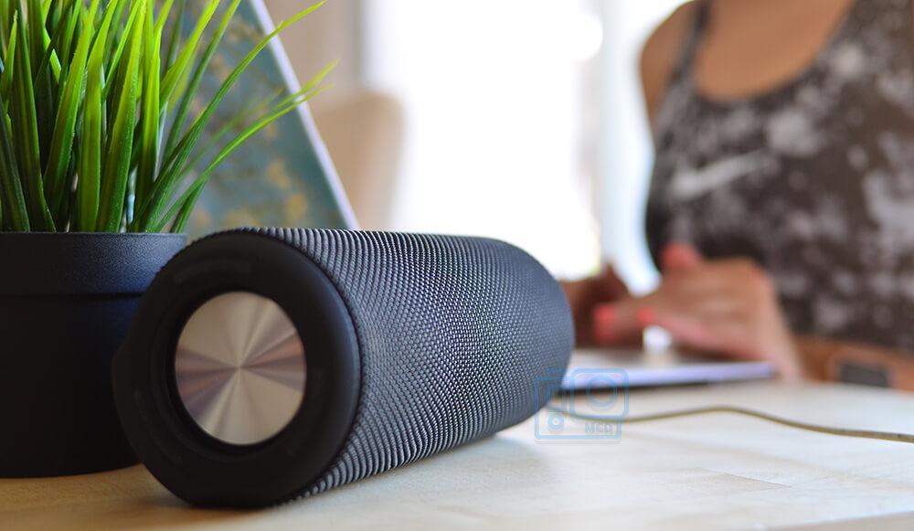 element t6 plus sound pulsetm portable bluetooth speaker