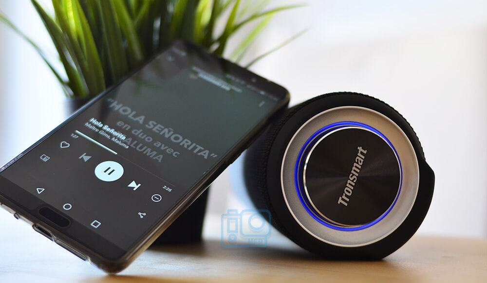 calidad audio altavoz bluetooth tronsmart t6 plus