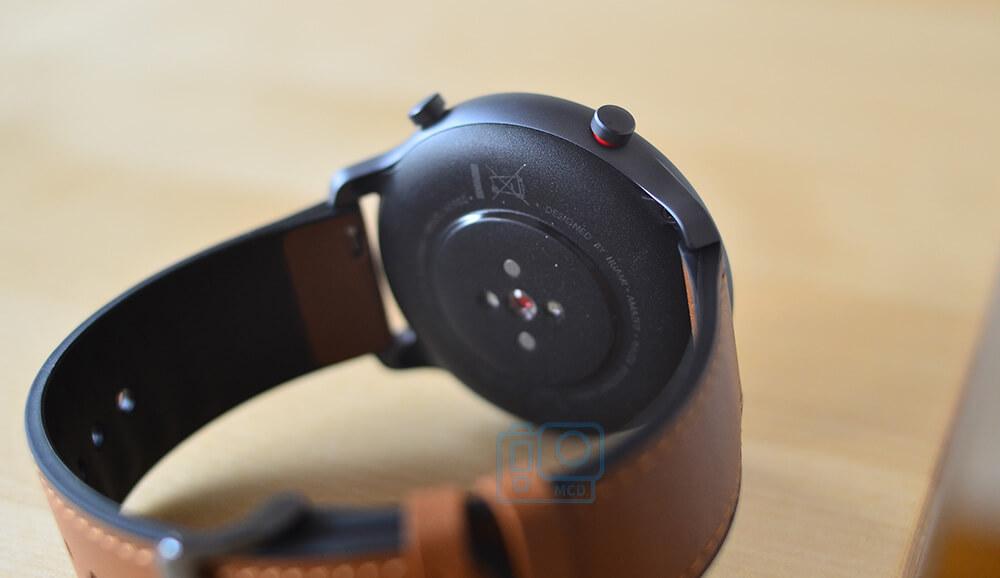 botones reloj inteligente xiaomi amazfit gtr