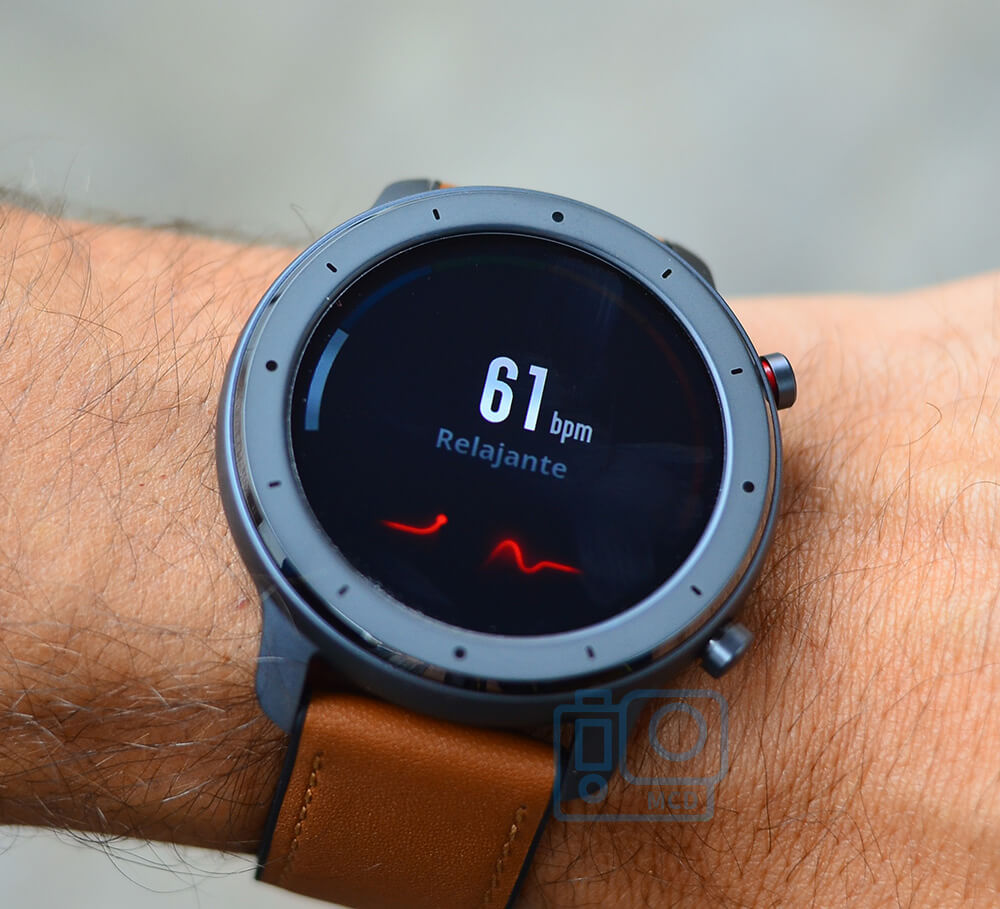 pulsometro xiaomi amazfit gtr watch 47 mm