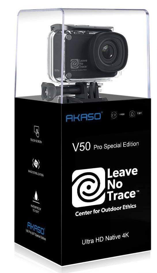 leave no trace akaso v50 pro se
