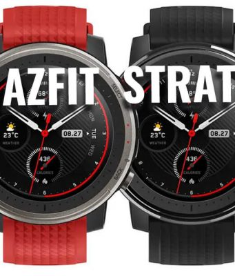 amazfit sports watch stratos 3 review español