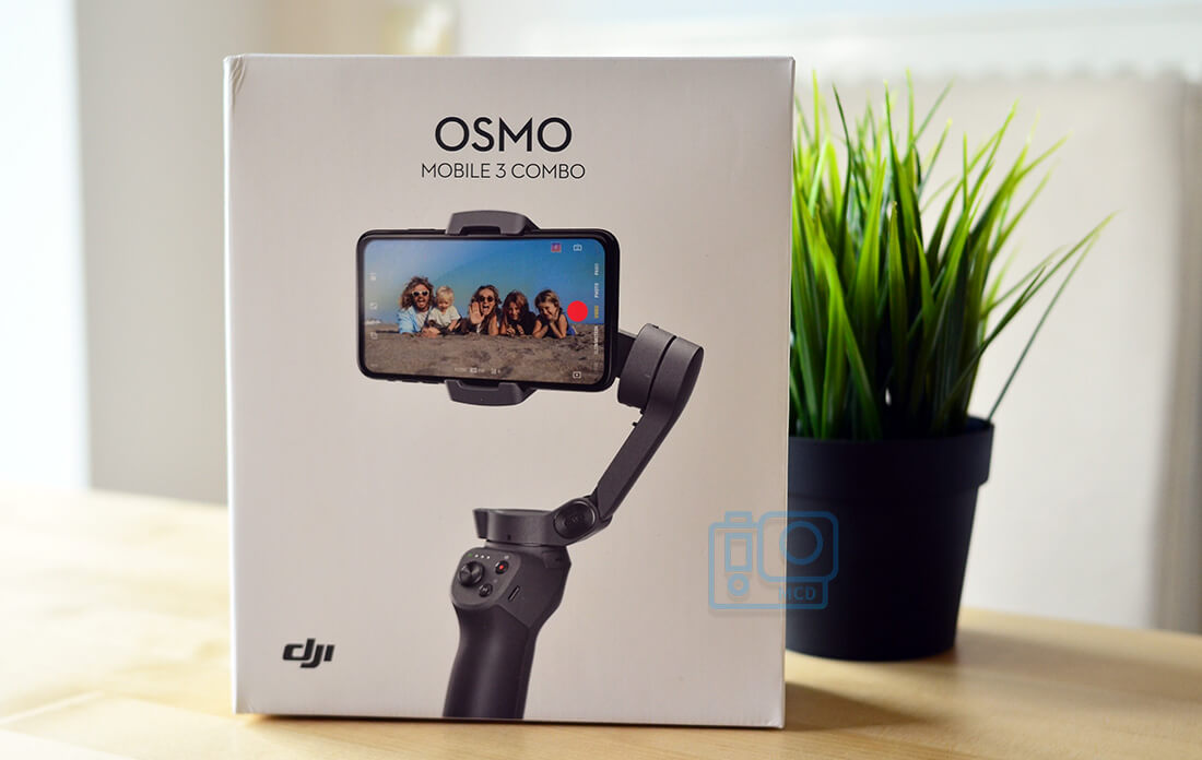 dji osmo mobile 3 gimbal review español