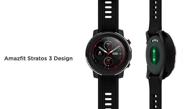 llamadas telefono smartwatch Amazfit Stratos 3