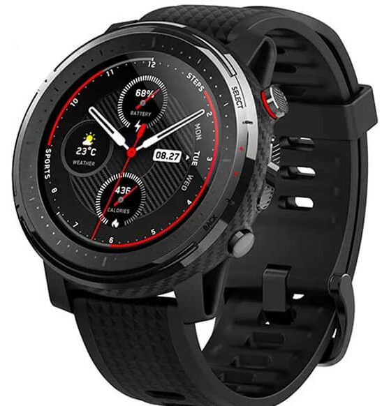 autonomia reloj deportes amazfit sports watch 3
