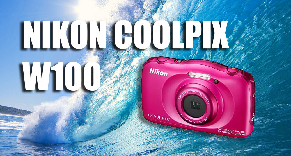 nikon coolpix w100 review español