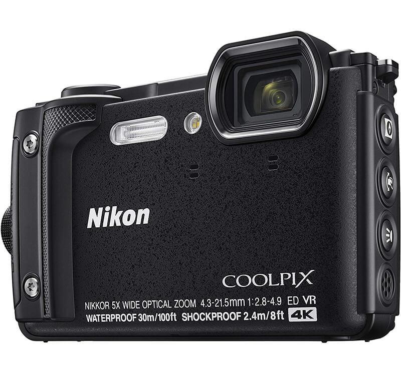 camaras fotos acuaticas nikon coolpix w300