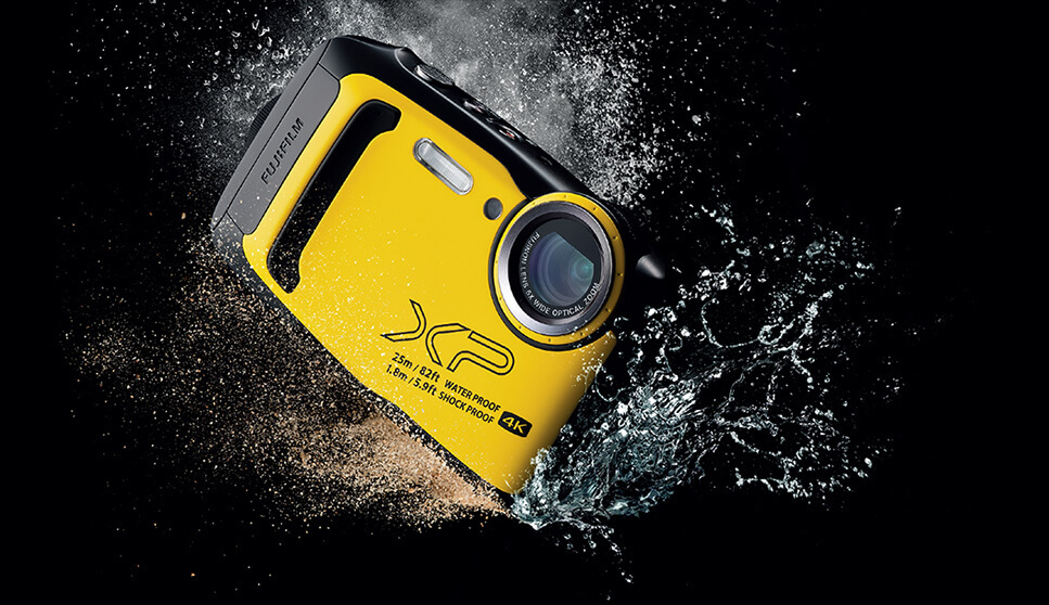 fujifilm finepix xp140 review español