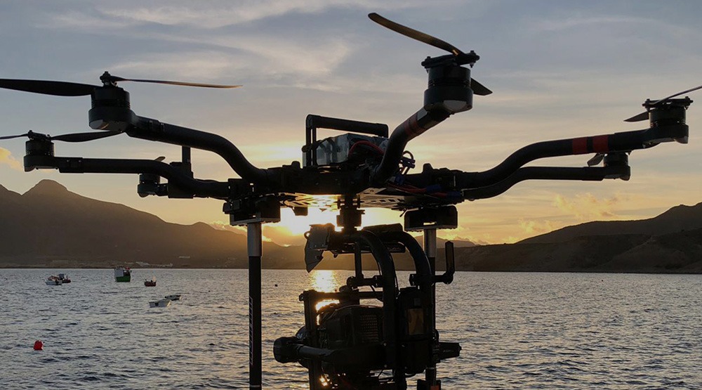 empresa de drones helifilm