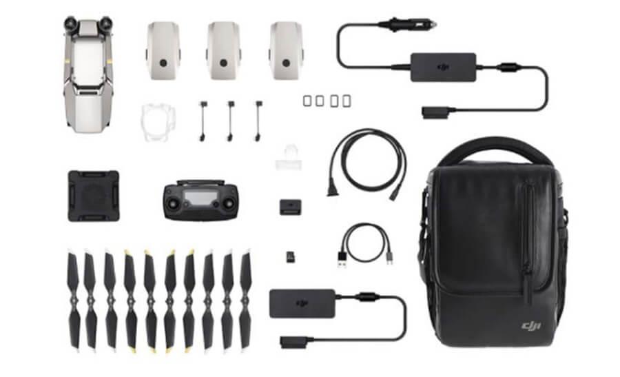 accesorios para grabar con dron