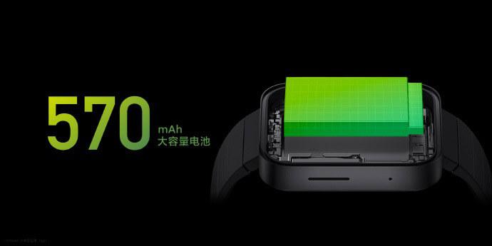 bateria autonomia xiaomi miwatch