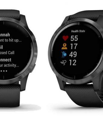 garmin vivoactive 4 review español