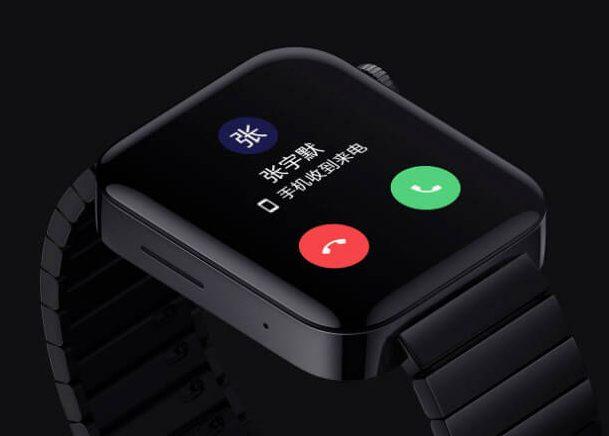 llamadas telefono reloj xiaomi mi watch
