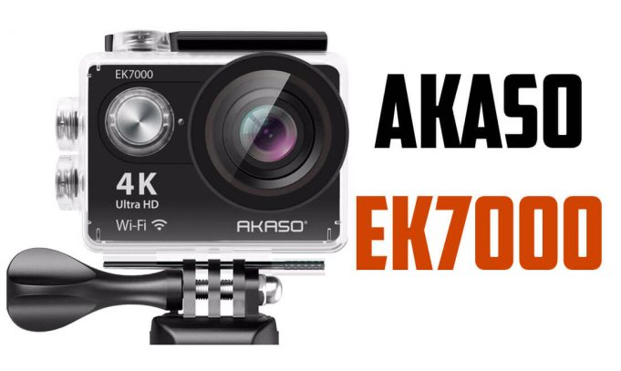 akaso ek7000 review español