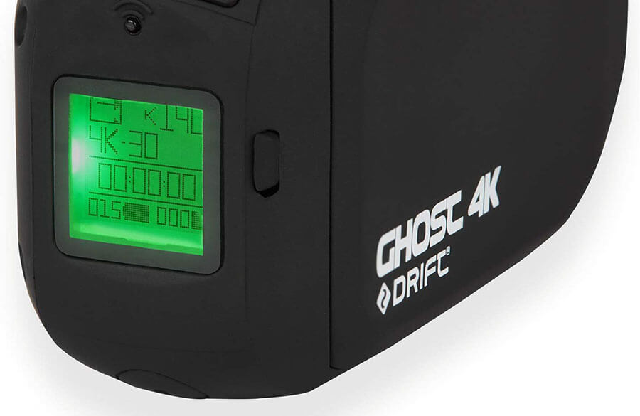 drift ghost 4k action camera review
