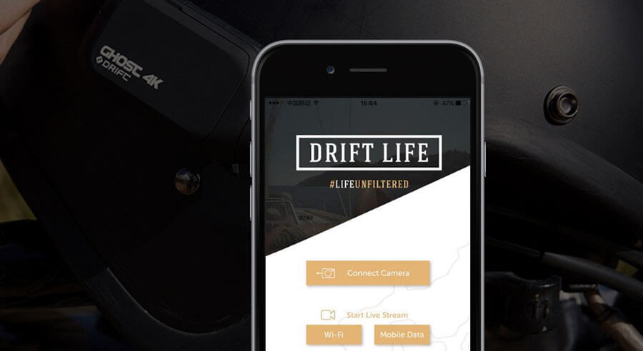 drift ghost xl app android ios