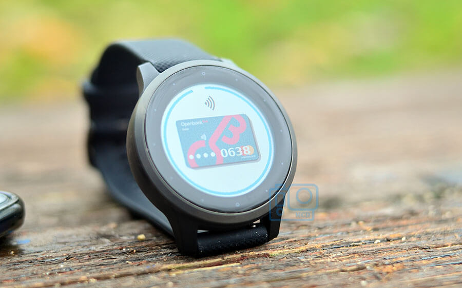 garmin pay nfc reloj vivoactive 4s