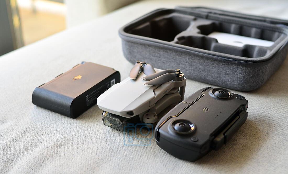 caracteristicas dji mavic mini dron