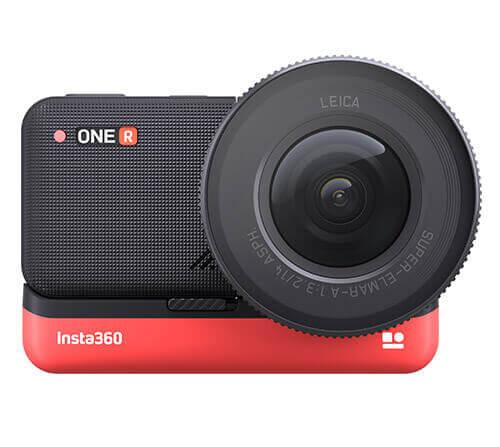 sensor 1 pulgada leica insta360 one r