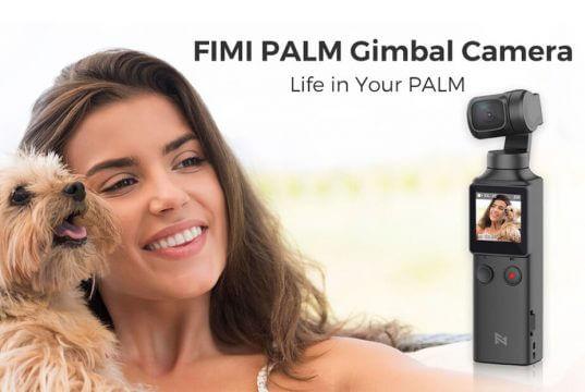 review xiaomi fimi palm en español