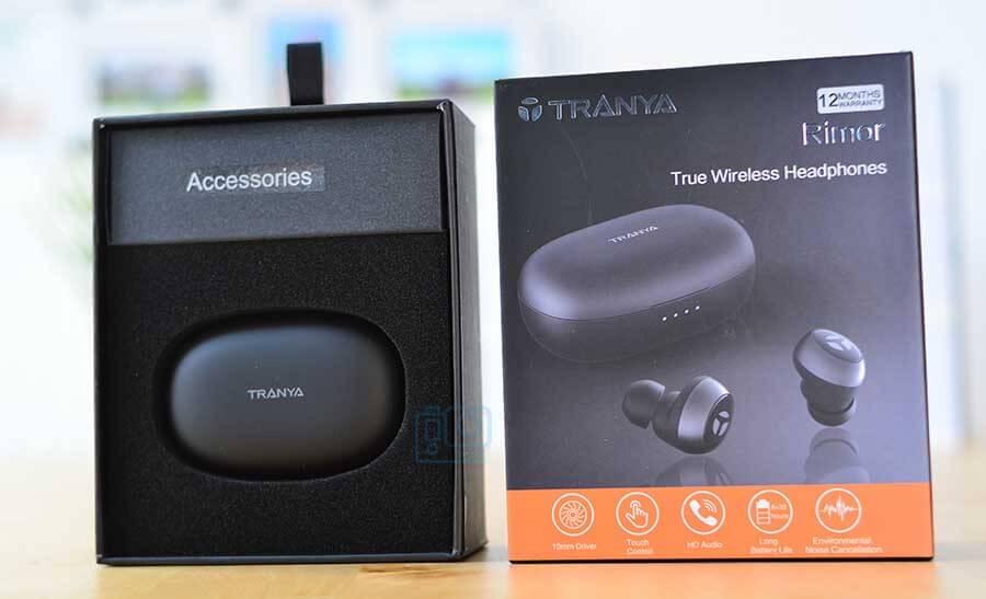 tranya rimor tws wireless earbuds