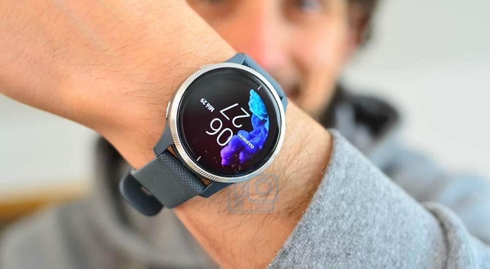 opinion smartwatch garmin venu en español