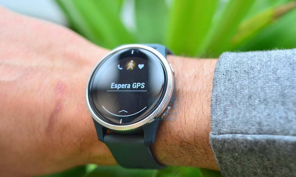 gps glonass reloj deportivo garmin venu
